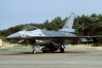 Photo: Royal Netherlands Air Force, General Dynamics F-16, J-061