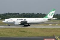 Photo: Mahan Air, Airbus A300, EP-MNQ