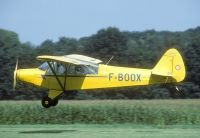 Photo: Privately owned, Piper PA-18 Super Cub, F-BOOX