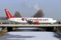 Photo: Corendon, Boeing 737-400, TC-TJF