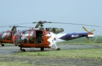Photo: Royal Netherlands Air Force, Aerospatiale Alouette III, A-465