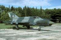 Photo: Croatian Air Force, MiG MiG-21, 118