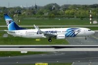 Photo: Egypt Air, Boeing 737-800, SU-GDB