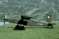 Photo: Swiss Air Force, Pilatus PC-6 Turbo Porter, V-615