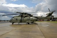 Photo: Royal Air Force, EH Industries EH-101 Merlin, ZJ120