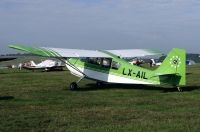 Photo: Private, Bellanca Catibria, LX-AIL