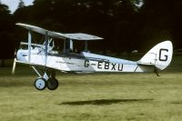 Photo: Private, De Havilland DH-60 Moth, G-EBXU