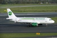 Photo: Germania, Airbus A319, D-ASTU