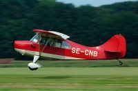 Photo: Privately owned, Aeronca 7, SE-CNB