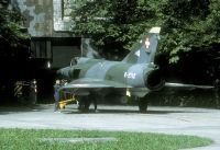 Photo: Swiss Air Force, Dassault Mirage III, R-2112