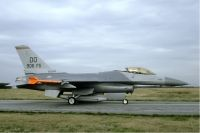 Photo: United States Air Force, General Dynamics F-16, 80-0474