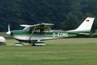 Photo: Privately owned, Reims F172, D-ECMQ