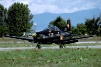 Photo: Bulgarian Air Force, Pilatus PC-9, 667