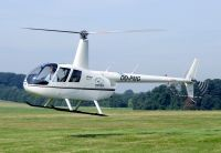 Photo: Paramount Helicopters, Robinson R44, OO-PMG