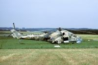 Photo: Czech Republic - Air Force, Mil Mi-24 Hind, 0837