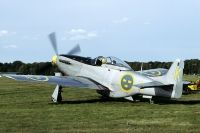 Photo: Private, North American P-51 Mustang, SE-BKG