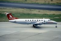 Photo: Interot, Beech 1900, D-CIRB