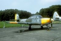 Photo: Luftwaffe, Piaggio P-149D, 91+03