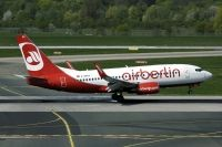 Photo: Air Berlin, Boeing 737-700, D-AHXA