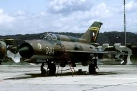 Photo: Czech Republic - Air Force, MiG MiG-21, 9414