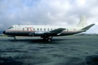 Photo: Untitled, Vickers Viscount 800, N500T
