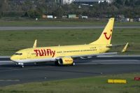 Photo: TUIfly, Boeing 737-800, D-ATUH