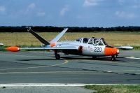 Photo: Ireland - Air Force, Fouga CM-170 Magister, 220