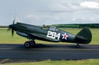 Photo: United States Air Force, Curtiss P40 Warhawk, G-CDWH
