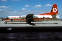 Photo: Ansett Airlines of New South Wales, Fokker F27 Friendship, VH-FCA