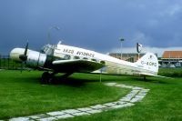 Photo: Ekco Avionics, Avro 19 Series 2, G-AGPG