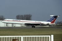Photo: Cubana, Ilyushin IL-62, CU-T1259