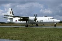 Photo: Royal Netherlands Air Force, Fokker F50, U-06