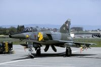 Photo: Swiss Air Force, Dassault Mirage III, R-2118