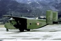 Photo: Austrian Air Force, Shorts Brothers SC-7 Skyvan, 5S-TB