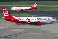 Photo: Air Berlin, Boeing 737-800, D-ABME