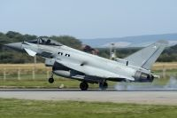 Photo: Royal Air Force, Eurofighter Typhoon, ZK323