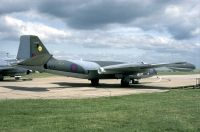 Photo: Royal Air Force, English Electric Canberra, WJ791