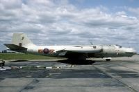 Photo: Royal Air Force, English Electric Canberra, WJ981