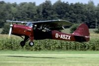 Photo: Private, Beagle A.61 Terrier, G-ASZX
