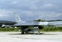 Photo: United States Air Force, General Dynamics F-16, 89-2178