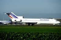 Photo: Air France, Boeing 727-200, F-BPJQ