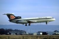 Photo: British Airways, Hawker Siddeley HS121 Trident, G-ARPX