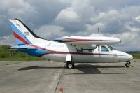 Photo: Private, Mitsubishi MU-2, RA-01804