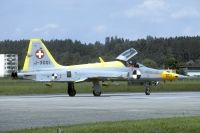 Photo: Swiss Air Force, Northrop F-5 Freendom Fighter/Tiger II, J-3001