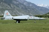 Photo: Swiss Air Force, Northrop F-5 Freendom Fighter/Tiger II, J-3073