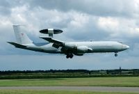 Photo: Royal Air Force, Boeing E-3 Sentry, ZH107