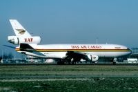 Photo: DAS Air Cargo, McDonnell Douglas DC-10-30, 5X-JOE