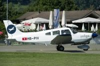 Photo: Untitled, Piper PA-28 Archer, HB-PIV
