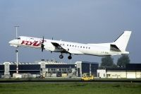 Photo: FlyLAL, Saab 2000, LY-SBW