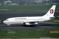 Photo: Aviogenex, Boeing 737-200, YU-ANX